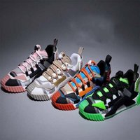 Spaaway Low Top Shoes Sneaker Platform classico in pelle scamosciata in pelle scamosciata Skateboarding uomo da donna Sneakers Sport Tennis Home011 02