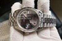 18 Stil 41mm Herren Römische Wimbledon Asia BP Fabrikuhr Datum Jubiläum Armband 126300 Uhren Männer 126334 Gerade Kristall Armbanduhren