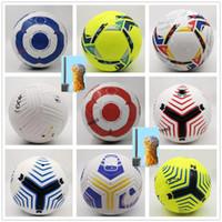 Club League 2020 2021 Futbol Topu Boyutu 5 Yüksek dereceli Güzel Maç Liga Preminer Finalleri 20 21 Futbol Topları (Topları Hava Gibi Gönder)