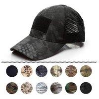 Outdoor Acu Multicam المشغل قبعة قوة خاصة كامو شبكة قبعة قبعة للرجال التكتيكية المقاول الولايات المتحدة الجيش البيسبول كابس 1