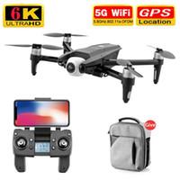 Дроны S137 Drone 6K 5G GPS HD Dual Camera Два оси Гимбаль WiFi FPV FPV Flight 25 минут 4k Professional1
