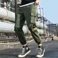 Autumn Spring New Men Pants Fashion Mens Sweat Pants Full Le...