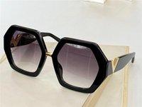 تصميم الأزياء الجديدة نظارات شمس 4066 لوحة مسدس إطار بسيط الشعبية وعلى غرار السخي عالية الجودة UV400 النظارات في الهواء الطلق