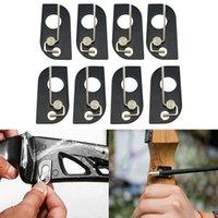 Areyourshop fitness arco arco flecha magnética resto recurve arco tiro caza derecha mano izquierda herramientas deportes accesorios piezas