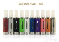Замена распылителя сигареты нагревательные катушки 2.4 мл Evod для нижнего испарения MT3 Tank EGO E Clearoomizer Evod аккумулятор FIRLETECHVAPE