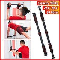 Yatay çubuklar SGODDE 200KG Ayarlanabilir Kapı Egzersiz Ev Egzersiz Gym Chin Up Çekin Eğitim Bar Spor Fitness Ekipmanları