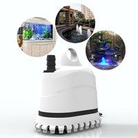Gako Aquarium водяной насос с низким потреблением воды фонтан насос фильтр для рыбы танк пруд бассейн фонтаны Y200922