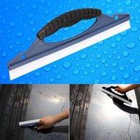 Автомобильный лобовый стеклянный стеклоочиститель силиконовые домашние чистящие средства автомобиль воды стеклоочиститель Squeegee Blade Wash Window стекло чистый душ новый Blade1