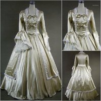 Thema Kostüm Kostenloser PP mittelalterliche Kleid Kostüme für Frauen Erwachsene Südwinkel Victorian Ballkleid Gothic Lolita Plus Größe Custom Made1