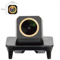 Cámara de Oro Cámaras de visión trasera del coche Parking Sensors HD 1280x720p invierte el respaldo de la visión nocturna impermeable para XT5 2021-20211