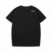 2021 Designer Mens Womens T-shirt per uomo Paris Fashion T-shirt Top Quality T-shirt Street manica corta luxurys Magliette asiatiche M-XXL