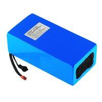 LiitoKala 21700 36V 15Ah 20Ah 25Ah 30Ah batteria 21700 batteria 500W alta potenza batteria 42v20ahEbike bicicletta elettrica BMS