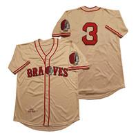 # 3 Babe Ruth Boston Jersey Mens Jeunes Pour femmes Toutes les maillots de baseball personnalisés Cousés Crème S-XXXL Expédition rapide