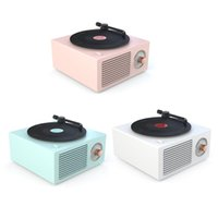 Retro Wireless Bluetooth Speaker Subwoofer Home Small Smart ...