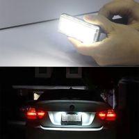 2Pcs номерной знак свет лампы для Toyota Land Cruiser J100 Prado Reiz Lexus LX470 LX570 GX470