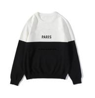 국제 신제품 고귀한 소프트 편지 스웨터 하이 엔드 귀족 풀오버 패션 따뜻한 캐시미어 스웨터 스포츠웨어 고품질 코트
