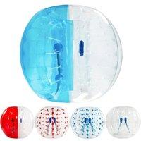 Ücretsiz Kargo 1.5 M Şişme Kabarcık Futbol Topu Şişme Tampon Topu Şişme Zorb Topu Kabarcık Futbol