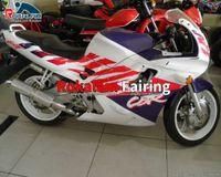 BODY PER HONDA F2 CBR600F2 FS 91 92 93 94 CBR 600 600F2 1991 1992 1993 1994 CBR600 F2 Aftermarket Sportbike Kit carenatura