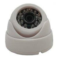 웹캠 적외선 조명 동축 내장 IR-CUT24 감시 카메라 A 720P 1080P 자동차 나이트 돔 카메라 1