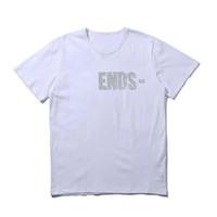 Womens T-Shirt Tees Hip Hop Womens Tops Freunde Baumwolle Kurzarm Große Frauen Herren T-Shirt