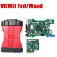Ferramentas de diagnóstico 2021 Est VCM 2 Multi-linguagem VCM2 IDS V106 Scanner II VCMII OBD2 V101 / V98 Auto Frd / M-Azda1