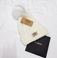 marca Inverno di lusso CANADA uomini Beanie dello stilista Bonnet donne cappelli berretti cranio maglia hip hop casual outdoor 2398