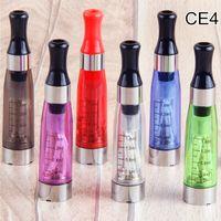 CE4 Atomizer 1.6ml Electronic Cigarette clearomizer atomizer for 510 eGo battery cartomizer eGo Atomizer e cig DHL free