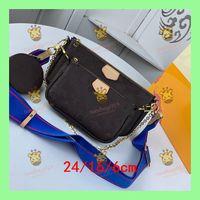 bolsos de hombro bolso bolsa de moda mujeres mensajero mini bolsos mahjong bolsa de tres piezas bolsa de hombro multifuncional de tres piezas bolsos de color múltiple919