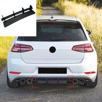 자동차 스타일링 꼬리 목구멍 프레임 장식 커버 스티커 Volkswagen 골프 7.5r 용 트림