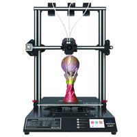 Geeetech A30T 3-in-1-out Auto Nivelamento Mix Cor Impressora 3D Mix-Color Área de impressão com Filamento Fetector FDM