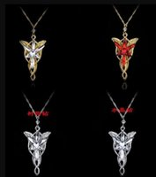 Pendant Jewelry Twilight Star Princess Necklace Lord of the Rings Wizard Princess Wedding Pendant Necklaces ps2569