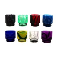 VapeSoon001 810 Acrylic Drip Tip Different Colors Suit For TFV12 Prince TFV8 BIG Baby Falcon King etc Support Mix Order