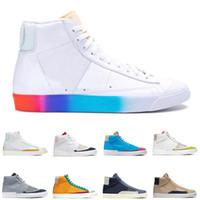 2021 Blazer metà 77 Vintag Shoes Men Donne Scarpe da corsa Kumquat Hanno un buon gioco Vintage Multi-Color Hack Hack Pack Mens Scarpe da ginnastica