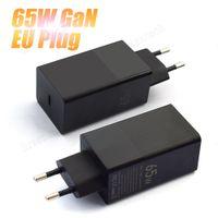 Miracare USB C 65W Gan Lipstick Caricabatterie Trave, 20 V PD65W Adattatore di alimentazione QC3.0 / AFC 18W / 15W per i laptop di tipo C MacBookPro iPhone11 / s