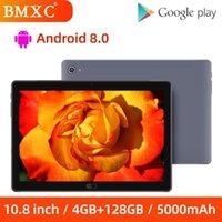 태블릿 PC 10.8 인치 데카 코어 4GB RAM 128GB ROM 게임 안드로이드 2560 × 1600 Resolutio IPS 스크린 13MP 후면 카메라 4G 통화 Phablet 8 121