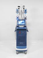 En güçlü 4 kriyo kolu kriyolipoliz birlikte çalışma çift çene temizleme kilo kaybı lazer yağ donma şekillendirme kavitasyon makinesi