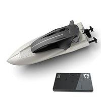 Haute Qualité 2.4g RC Bateau à télécommande haute vitesse Bateau Électrique Sous-marine Modèle Modèle de bateau Jouets d'été pour enfants