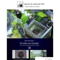 Sunsun Aquarium Oil Film Removedor de Água Proteína Superfície Skimmer Filtro fo quillappersCompras