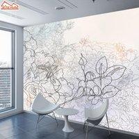 Retro Gül Duvar Kağıdı Salon İletişim Kendinden yapışkanlı Resimleri Rolls için Fotoğraf Duvar kağıdı Duvarları Kağıtlar Ev Dekorasyonu Duvar Kağıtları 3d
