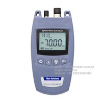 Optisches Multimeter-Multimeter VFL-Leistungszähler Netzwerkkabel-Testwerkzeug Handheld Mini OPMVFL FTTH FTTX Tester TL5201