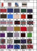 2020 Durags Turban Bandanas 82designs Heren Glanzende Zijdeachtige Durag Hoofddeksels Hoofdbanden Haar Cover Accessoires Wave Caps Rags Hat