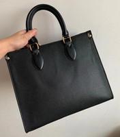 2020 Hot Sale Preto Flor Embossed 34CM mulheres sacos mulheres carteiras sacos de ombro bolsa da mudança de pulso bolsa de mão bolsa de couro