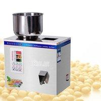 1-50g Granül Çanta Çay Paketleme Makinesi, Tablet Paketleme Makinesi, Tartım Makinesi Dijital Kontrol Parçacık Dolum Makinesi110 / 220V