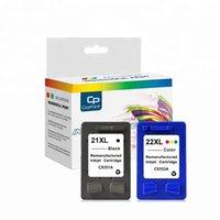 Mürekkep Kartuşları Civoprint 21 22 Kartuş Deskjet F2180 F2200 F2280 F4180 F300 F380 380 D2300 Printer1 için Uyumlu