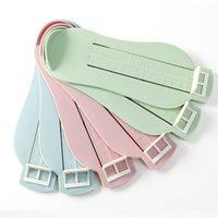 Chrildren Pieds de mesure Dispositif de mesure Plastique Pieds professionnels Gauge Mignon Chaussure Sizer pour enfants Utilisez 122124