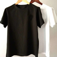 Neue Buchstabe Hohe Qualität 100% Baumwolle Herren T-shirts Heißer Verkauf Frauen Mann Baumwolle T-Shirt Für Männer T-Shirt Für Männliche Frauen Tshirts