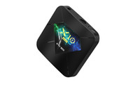 X10 mini Android 10.0 TV Box H313 Quad-Core 1GB / 8GB 2GB / 16 Go intégré 2.4GWIFIBLUETOOTH Smart Box OMK