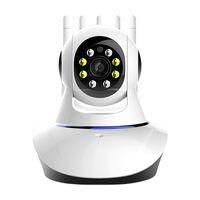 2MP 1080P беспроводной Smart IP камеры видеонаблюдения в помещении видеонаблюдения камеры двухсторонняя говорить Аудио ИК ночного видения Сетевая камера