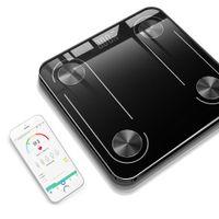 Body Smart Eyes Electronic Electronics Домашняя Ванная Весы Цифровой Wi-Fi Body BUSI Весы Bluetooth Баланс Pesas Person T200624