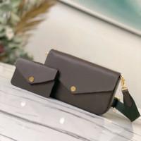 트윈 세트 어깨 가방 여성 핸드백 저녁 가방 레이디 패션 체인 지갑 레이디 숄더 백 핸드백 메신저 가방 카드 홀더 체인 지갑